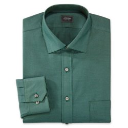 Arrow - Wrinkle-Free Heritage Twill Dress Shirt
