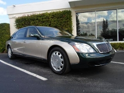 Maybach - 2004 62 Sedan Car