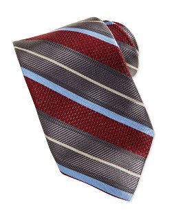 Robert Talbott - Alternating Stripe Tie