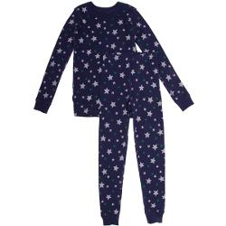 Skylar Luna  - Star-print Sleep Set