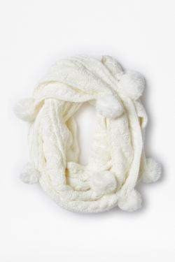 French Connection - Flecky Knitted Snood