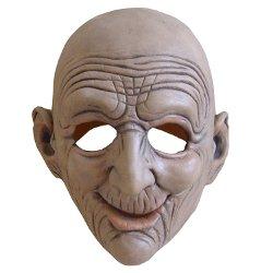 KingMas - Old Man Latex Mask