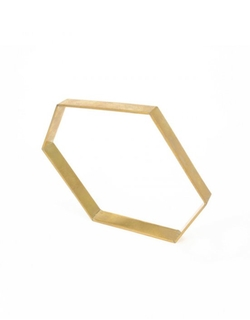 DV Jewellery - Siks Brass Bracelet