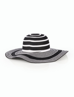 Talbots - Wide Brim Floppy Hat
