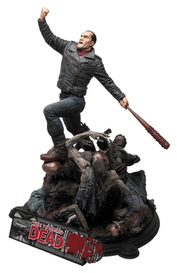 MacFarlane Toys - The Walking Dead Negan Limited Edition Resin Statue