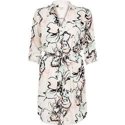 River Island - Floral Print Shirt Dress