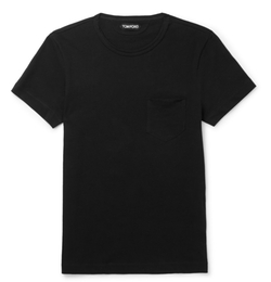 Tom Ford - Cotton-Jersey T-Shirt
