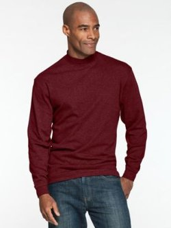 Pendleton Woolen Mills - Timberline Mock Turtleneck Shirt