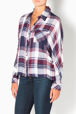 Shoptiques - Plaid Shirt