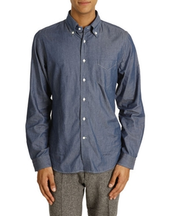 Gant Rugger - Chambray Button Down Shirt