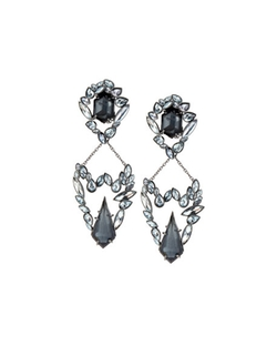 Alexis Bittar - Chandelier Clip Earrings