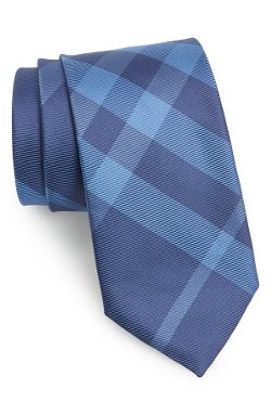 Burberry London  - Regent Woven Silk Tie