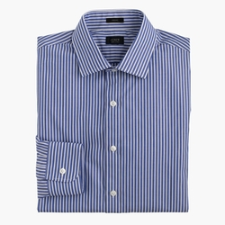 J.Crew - Atlantic Stripe Crosby Shirt