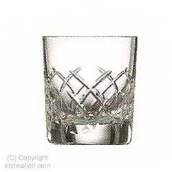 Mystique Crystal  - Whiskey Glasses