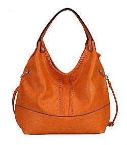 Fraless Collection  - Diophy Hobo Shoulder Bag
