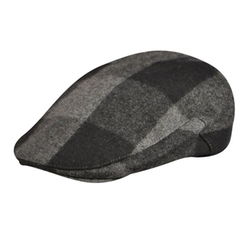 Country Gentleman - Mens Wool Blend British Ivy Cap