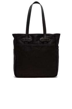 Filson - The Black Collection Twill Tote Bag
