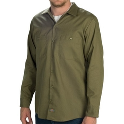 Dickies - Button-Down Work Shirt