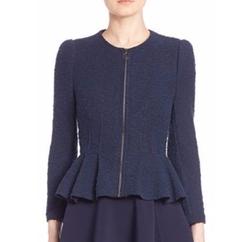 Rebecca Taylor - Boucle Tweed Jacket