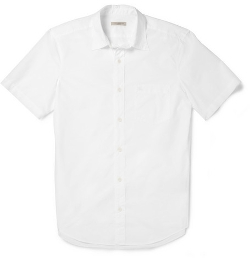 Burberry Brit - Short-Sleeved Cotton Shirt