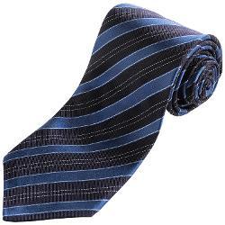 John Varvatos Star USA  - Diagonal Beaded Stripe Tie
