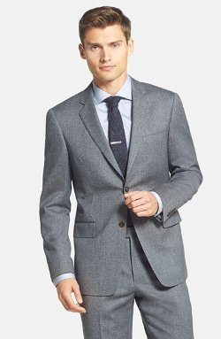 Todd Snyder White Label  - Trim Fit Wool Suit