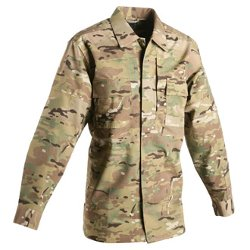 5.11 Tactical - Multicam TDU Shirt