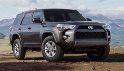 Toyota - 4 Runner Wagon