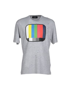 Dsquared2 - Printed Jersey T-Shirt