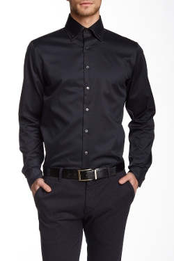 Lindbergh - Textured Solid Shirt
