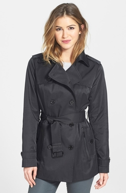 Michael Michael Kors - Double Breasted Trench Coat