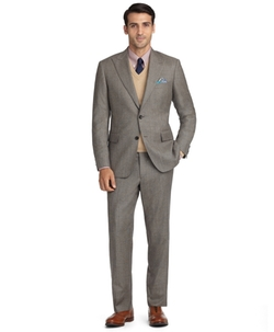 Brooks Brothers - Regent Fit Tic 1818 Suit