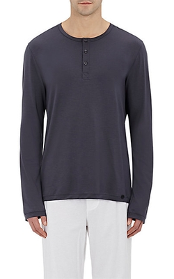 Hanro  - Palermo Henley  Shirt