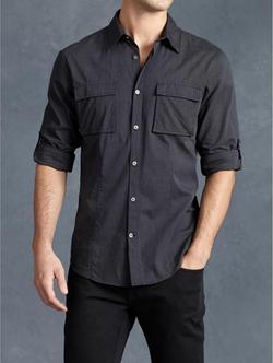 John Varvatos - Utility Shirt
