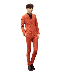Yzl Fashion - Two Pieces Slim Fit Suit