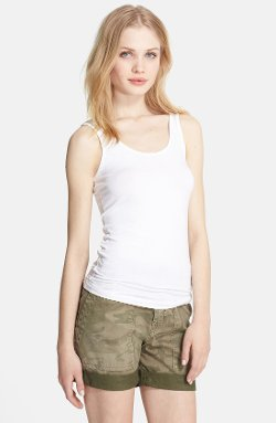 Majestic  - Scoop Neck Jersey Tank