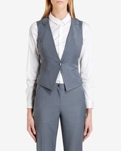 Nisaw - Polished Suit Vest