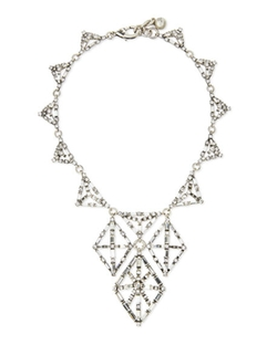 Lulu Frost - Proxima Crystal Statement Necklace
