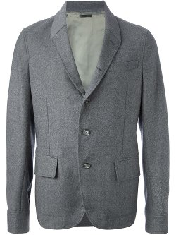 Mcq By Alexander Mcqueen  - Two Button Blazer