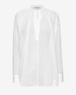 Helmut Lang  - Cotton Voile Poet Shirt