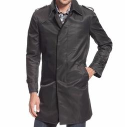 Tallia - Black Trench Coat