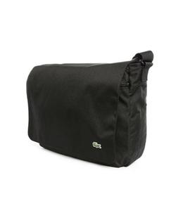 Lacoste - Black Messenger Bag