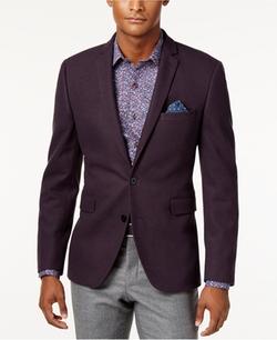 Bar III - Slim-Fit Knit Soft Sport Coat