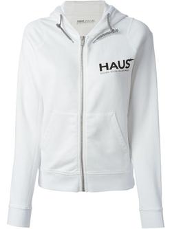 Haus  - Haus X GGGDB Zipped Hoodie
