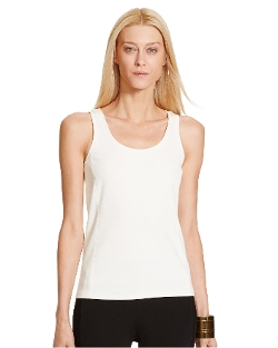 Ralph Lauren Black Label - Joyce Scoopneck Tank Top