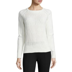 Stylus - Long-Sleeve Cable Sweater