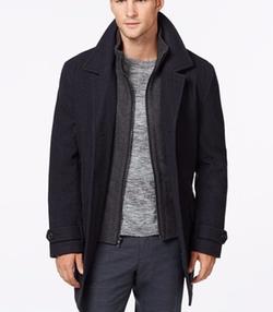 Michael Kors - Wool-Blend Car Coat