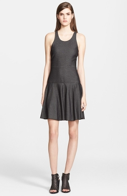 Rag & Bone - Drop Waist Fit & Flare Dress