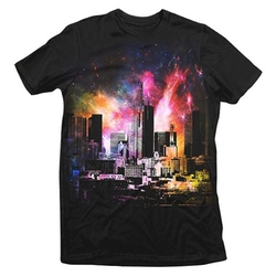 Rebels & Nomads - Space City T-Shirt