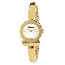 Salvatore Ferragamo - Ion-Plated Stainless Steel Watch